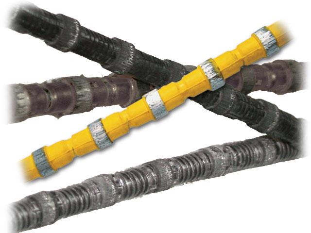 Diamond Beaded Wire