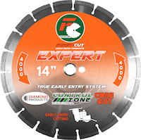 FIrst-Cut Early Entry Blades