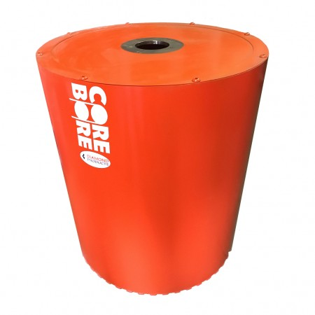 Heavy Duty Orange Large Diameter Wet Core Bits