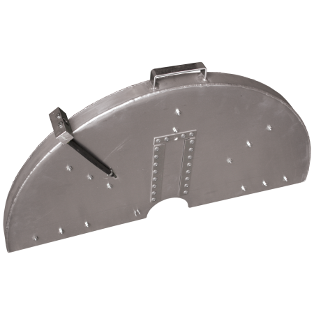 ONE-PIECE BLADE GUARDS WITH WATER TUBES