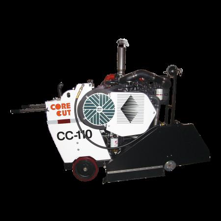 CC110D HIGH POWERED SAW