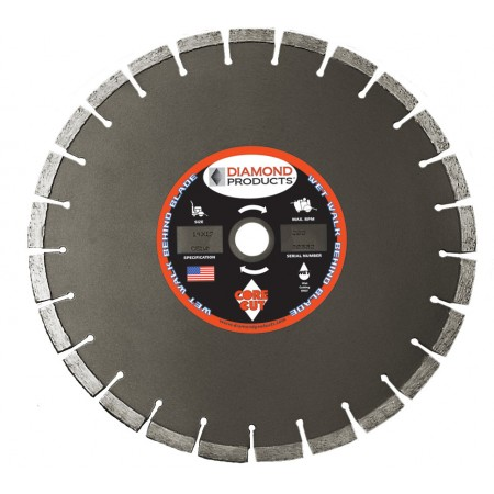 Giga Titanium Cured Concrete Diamond Blades