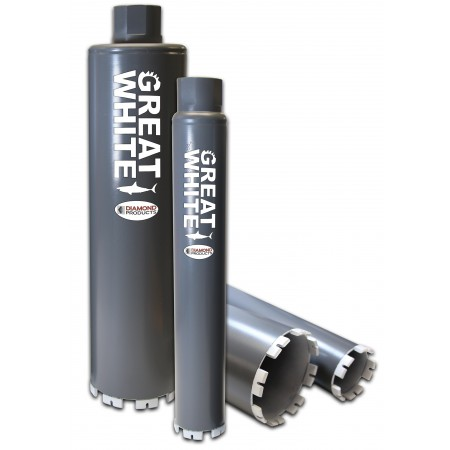 Great White Specialty Turbo Core Bit