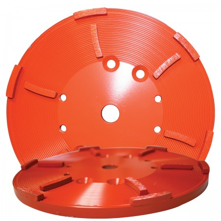 Heavy Duty Orange Floor Grinding Heads