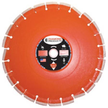 Heavy Duty Orange Asphalt Blade