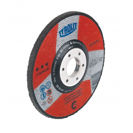 Tyrolit PREMIUM 2 in 1 Wheels for Steel and Stainless Steel-Type 27