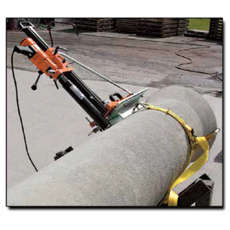 PIPE MOUNT