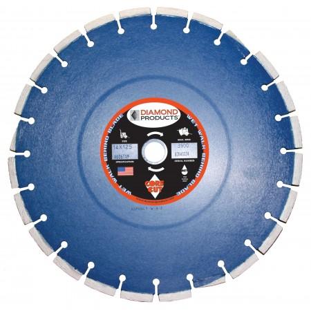 Pro Blue Cured Concrete Diamond Blades