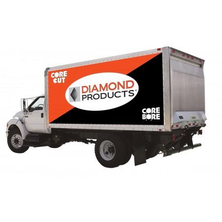 Custom Utility Truck