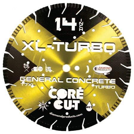 XL-Turbo Blade