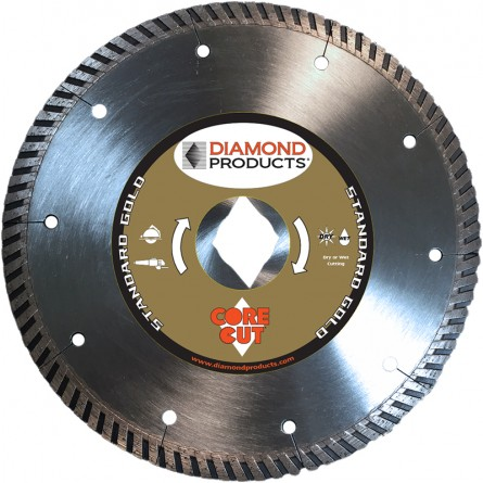 Standard Gold High Speed Turbo Blades