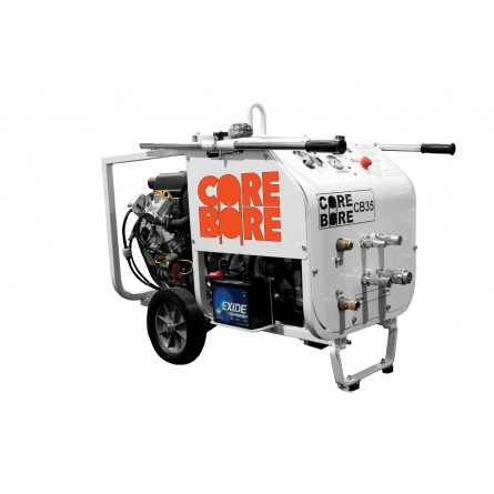 CB35BVXL Gas Power Unit