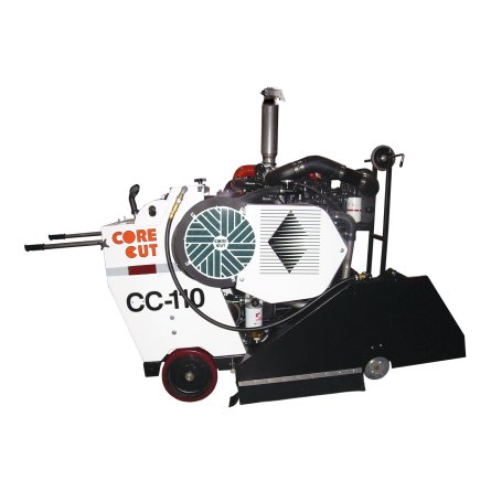 CC110D HIGH POWERED SAW