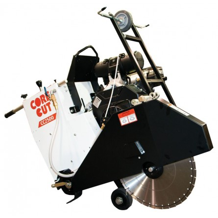 CC2500 MEDIUM WALK BEHIND SAW