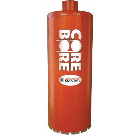 Heavy Duty Orange Wet Core Bore Bits
