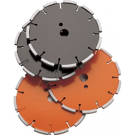 Heavy Duty Orange Random Crack Saw Diamond Blades