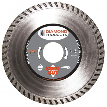 Delux-Cut High Speed Turbo Blades