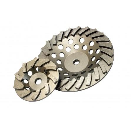 Delux-Cut Spiral Turbo - T5D