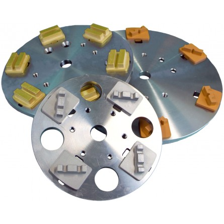Plates for Diamond Grinding Shoes