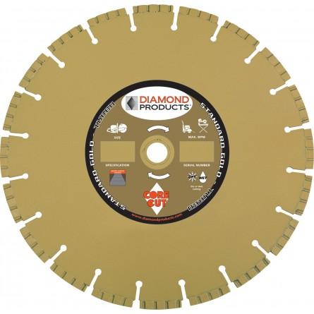 Standard Gold H.P. Turbo Blades
