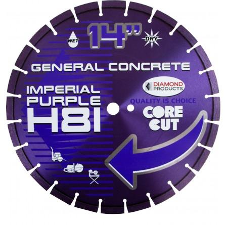 Imperial Purple High Speed Diamond Blades (H8I)