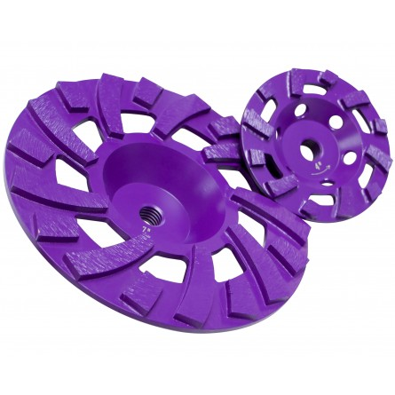 Imperial Purple Turbo Cup Grinders