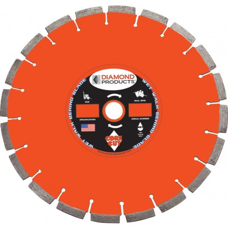 Joint Widening and Cleaning Diamond Blades