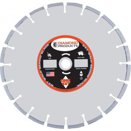 Super Premium Silver Cured Concrete Diamond Blades