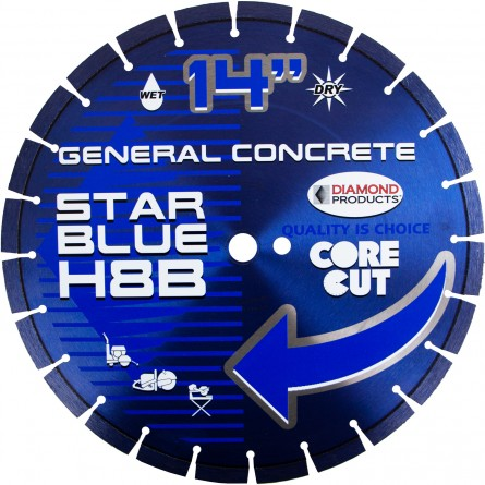 Star Blue High Speed Diamond Blades