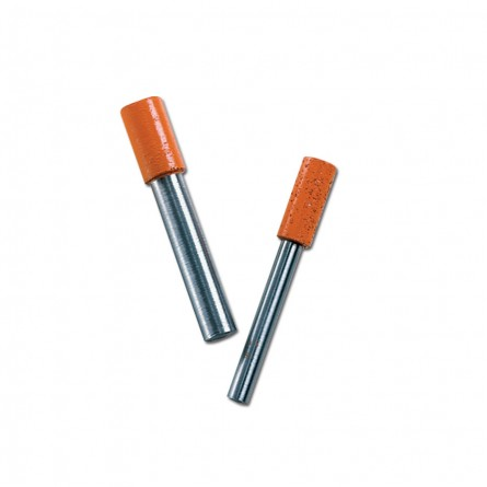 Heavy Duty Orange Vertical Tuck Point Pins