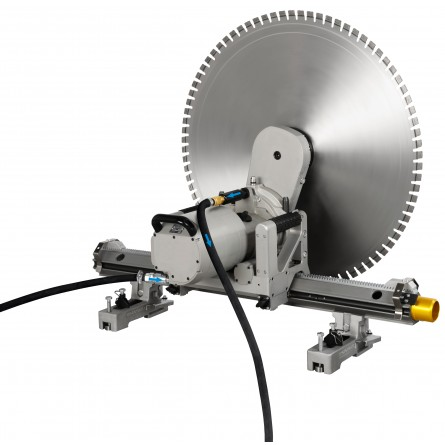 WSE2226 High Cycle Wall Saw System Complete