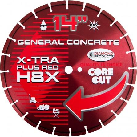 X-tra Plus Red High Speed Diamond Blades