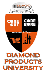 Diamond Products University Logo